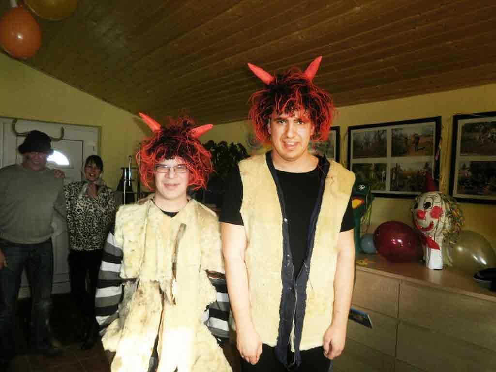 Na Borovej býva veselo, rodičia deťom pripravujú karnevaly avečierky. Foto: Archív SPOSA-TT