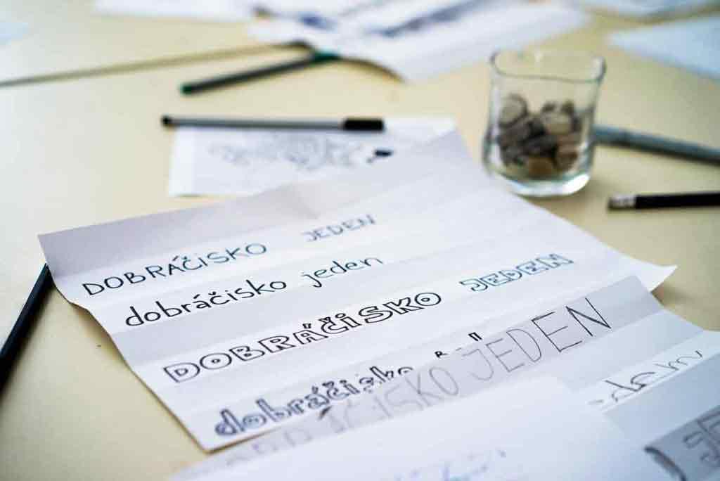 Momentálne pracujú na projekte pre Dobrú krajinu, fond Nadácie Pontis.