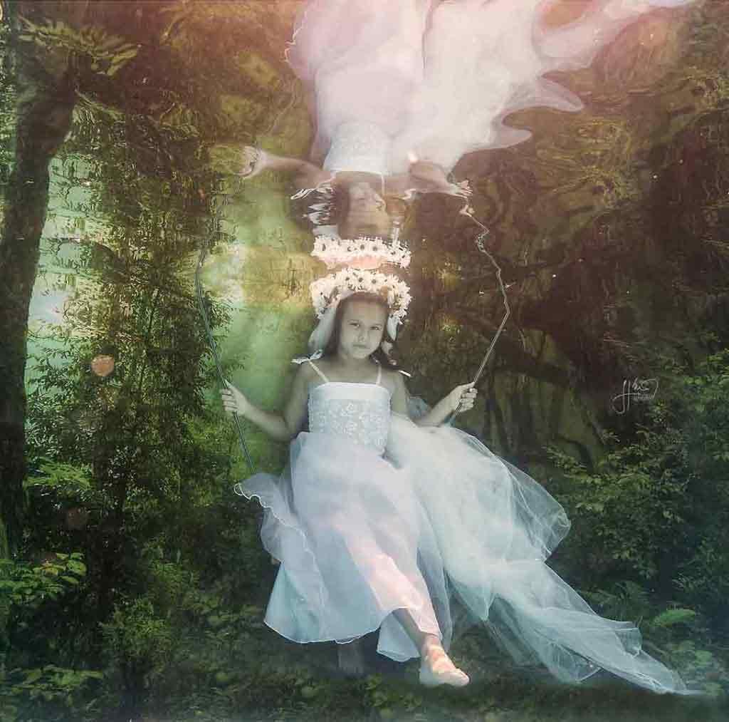 Fotografovanie so sedemročnou modelkou bolo jedným z najlepších, tvrdí Jano Karaffa.