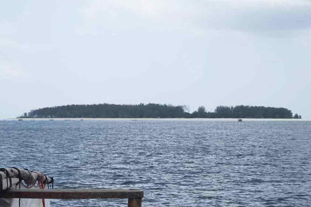 Ostrov Mnemba, raj pre bohatých a slávnych.